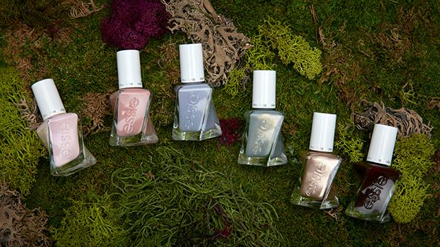 collection enchantée essie gel couture chez reines des ongles