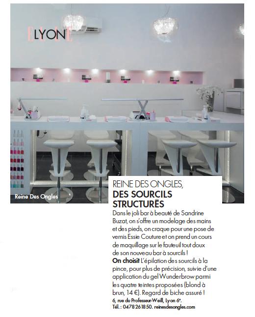 ELLE magazine LYON juin 2017