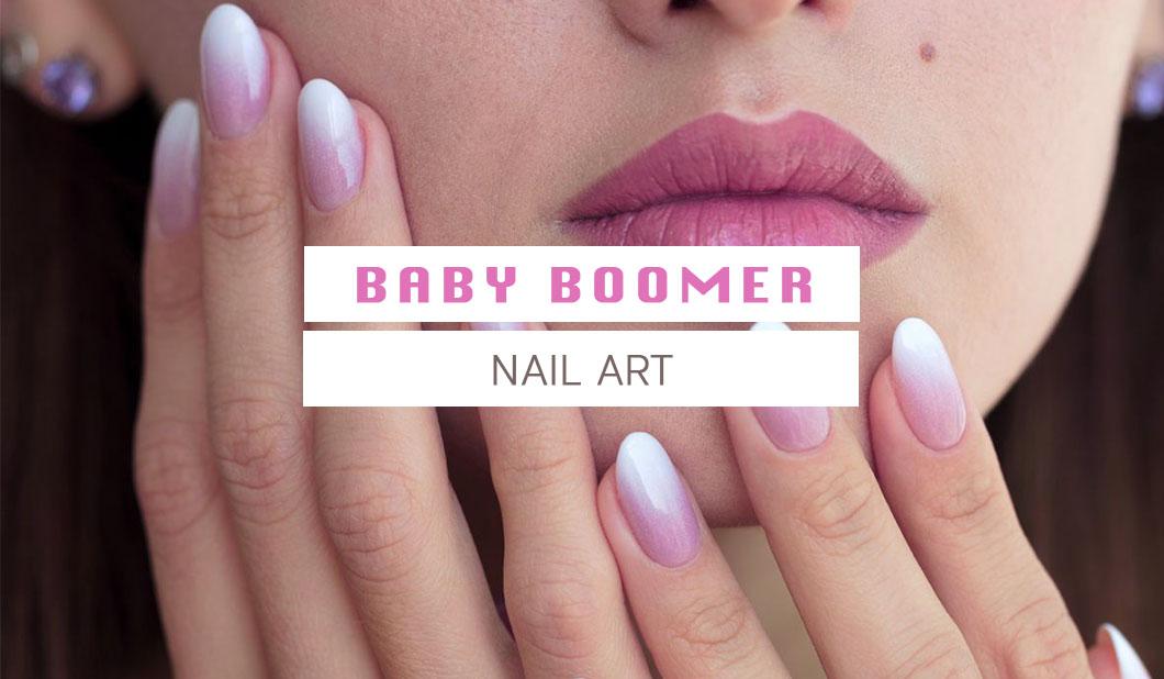Baby Boomer – Manucure Nail Art