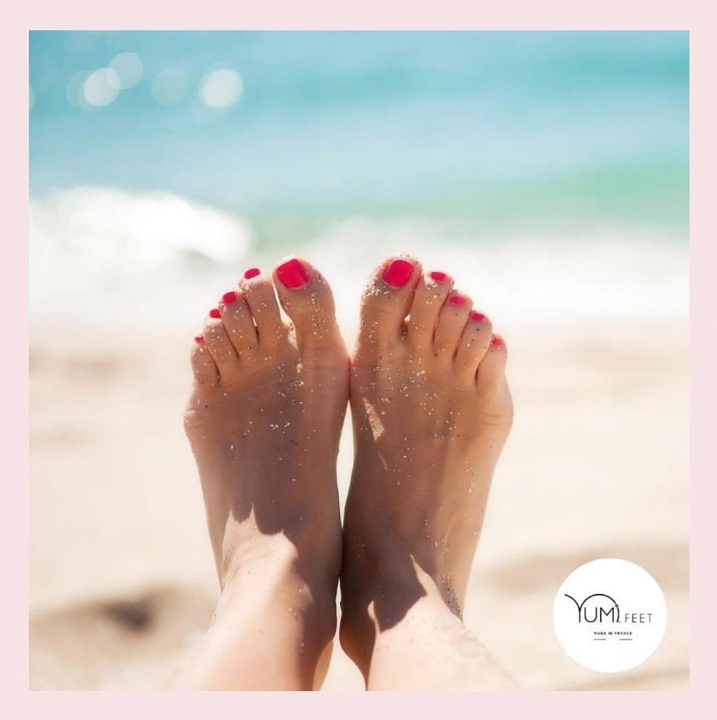 soin des pieds